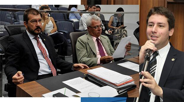 Os petistas Kemp e Almi votaram contra, mas moção de Catan para Sérgio Moro foi aprovada na Assembleia