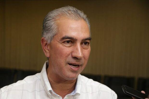 Reinaldo vai entregar 296 máquinas em Mato Grosso do Sul.