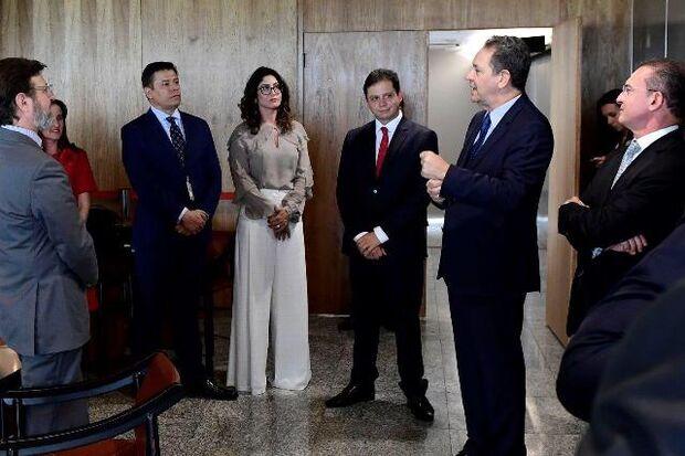Fabíola Marquetti Sanches Rahim foi nomeada segunda Vice-Presidente