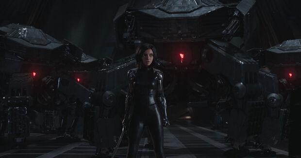Com ação de primeira, Alita: Anjo de Combate é indicado para quem gosta de distopias e muita ação