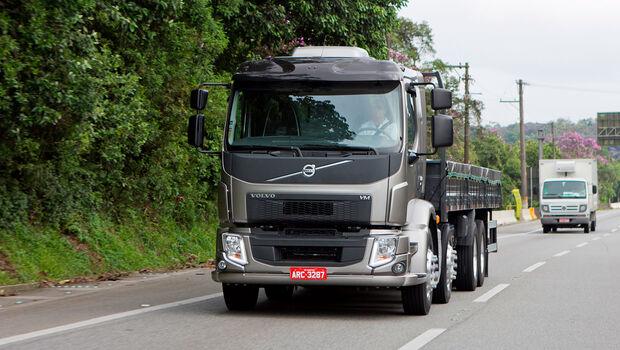 O presidente da Volvo diz que espera ampliar neste ano o mercado do caminhão autônomo VM, que teve sete unidades vendidas no ano passado para o Grupo Usaçucar, de Maringá (PR), para uso na colheita da cana-de-açúcar.