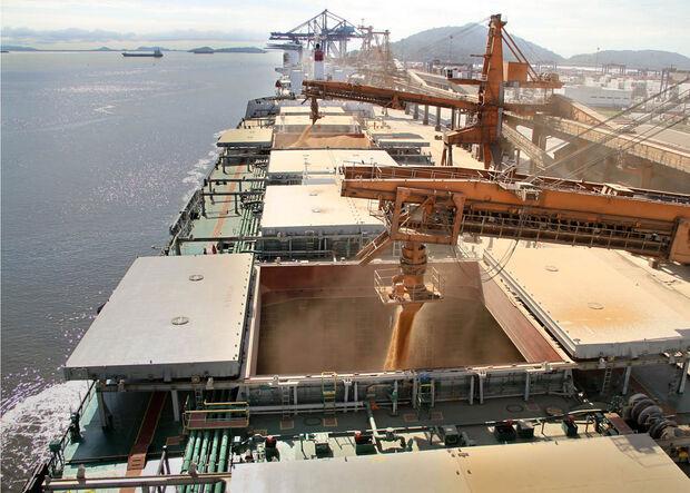 A participação no total das exportações do país foi de 35,7%