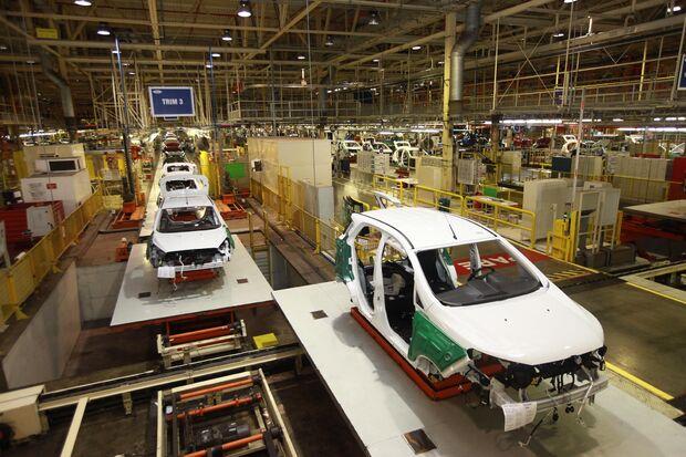 Na semana passada, a Ford anunciou o fechamento da fábrica