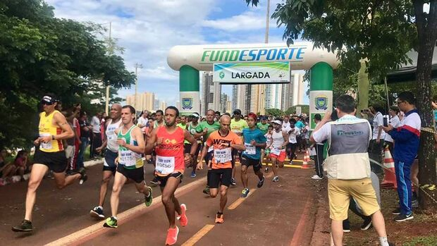Ao final do percurso, 18 atletas foram premiados, também houve sorteio de bicicletas, suplementos e distribuição de frutas e água