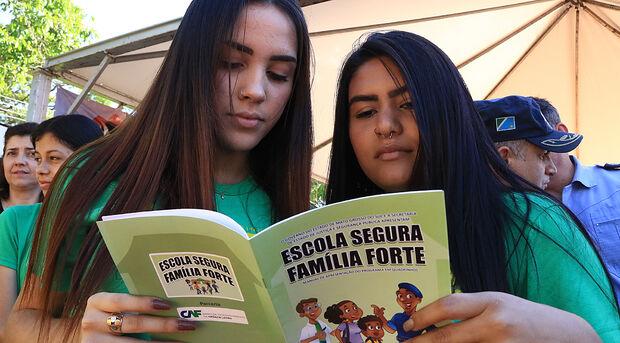 O Escola Segura, Família Forte já conquistou prêmio internacional por sua metodologia de trabalho