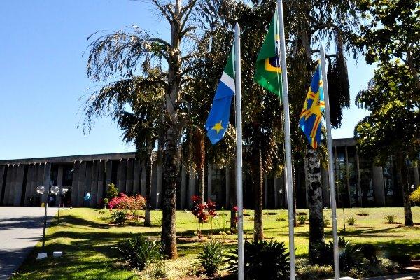 Palácio Guaicurus, sede da Assembleia Legislativa de Mato Grosso do Sul