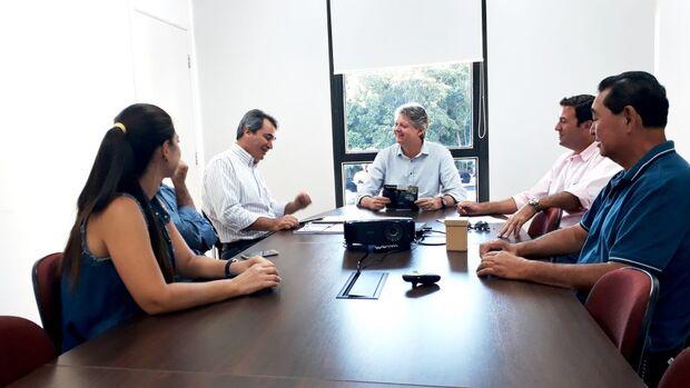 Conselheiros da Abraleite discutem pautas na Semagro