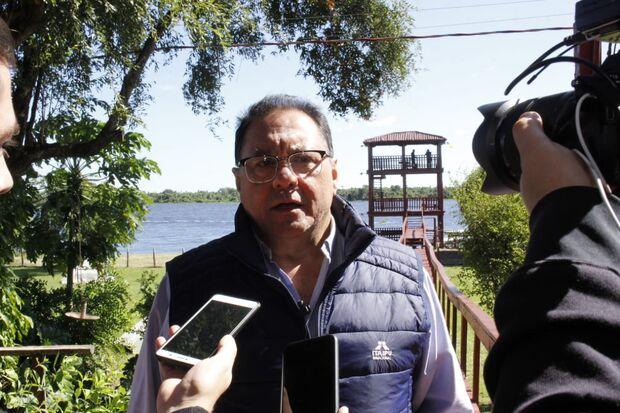 Diretor da Itaipu/Paraguai afirma que estão fazendo estudo sócioambiental