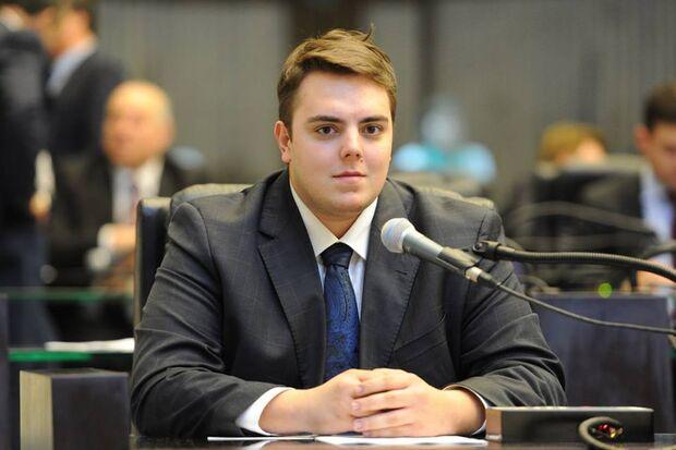 O presidente da Comissão de Constituição e Justiça da Câmara, Felipe Francischini (PSL-PR