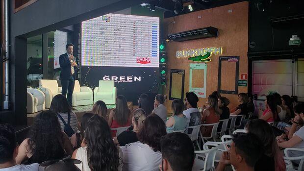 O evento reuniu 20 personalidades do mundo digital nos dias 30 e 31 de outubro em Campo Grande, para mostrar como influenciar nas redes sociais e dar dicas sobre gestão do negócio