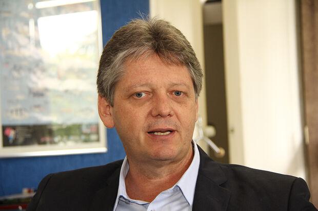 Verruck é Doutor em Economia e Secretário de Estado de Meio Ambiente, Desenvolvimento Econômico, Produção e Agricultura Familiar