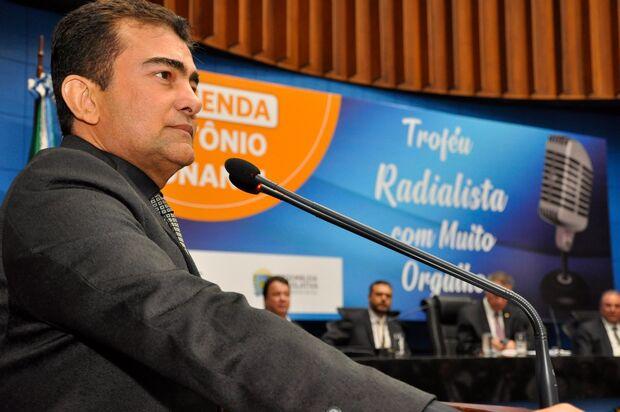 Marçal Filho foi o proponente do evento