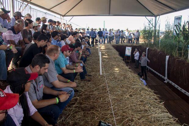 Haverá, ainda, o lançamento dos parâmetros técnicos para análise da biologia do solo
