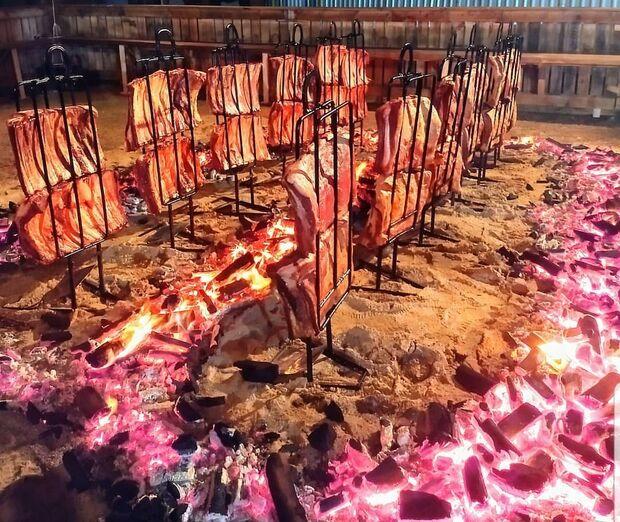 A expectativa é atrair pelo menos mil pessoas, que terão sete tipos diferentes de cortes de carne para apreciar e será open food