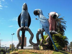 Cabeça de Boi e Praça das Araras ganham novo visual - A Crítica de ... f0ff5c8897cd3