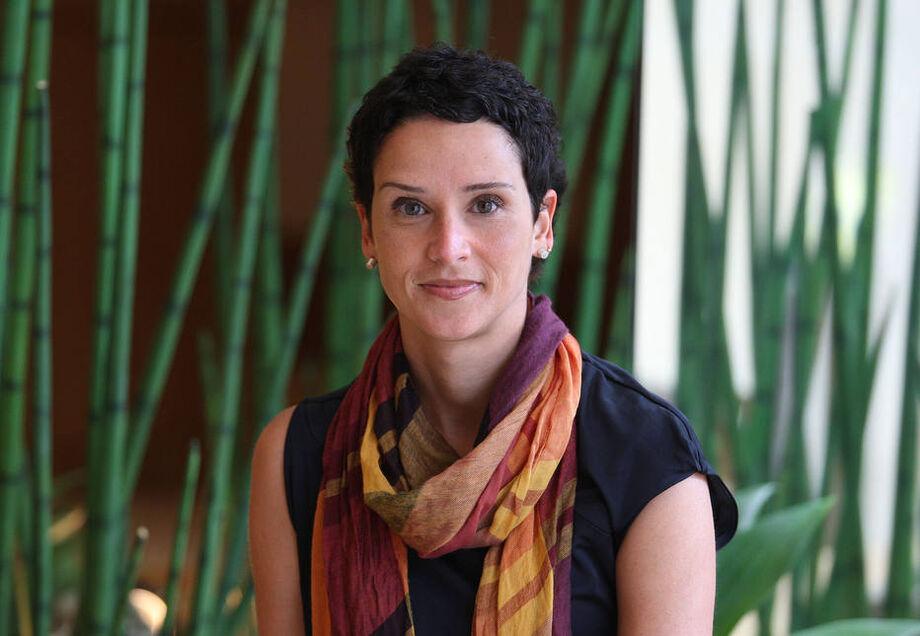 Monica Baumgarten De Bolle, economista