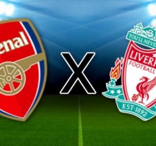 O time de Jürgen Klopp superou o Arsenal por 3 a 1