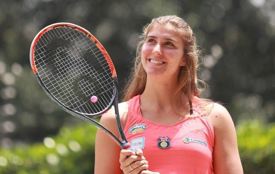 Bia Haddad Maia é um dos principais nomes do tênis brasileiro na atualidade