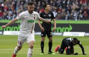 Borussia Dortmund foi superado pelo Augsburg por 2 a 0