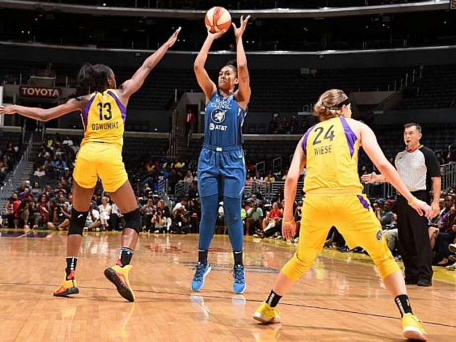 Derrota do Minnesota Lynx na WNBA