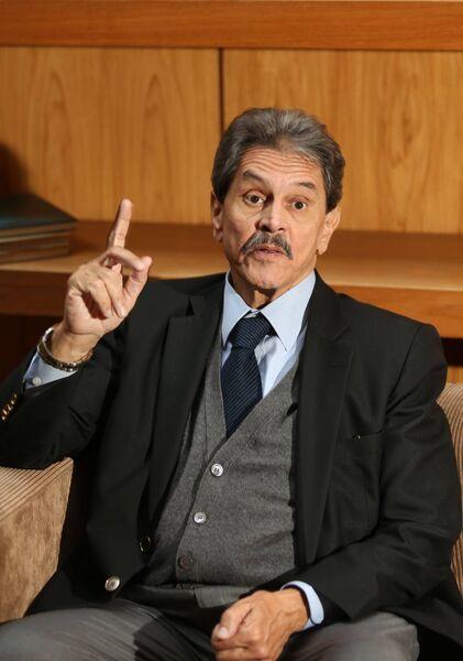 Roberto Jefferson, presidente nacional do PTB