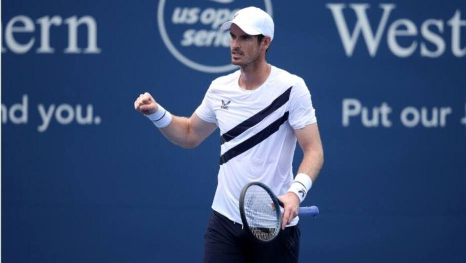 Andy Murray tentou buscar revanche contra o suíço Stan Wawrinka, que o venceu em 2017