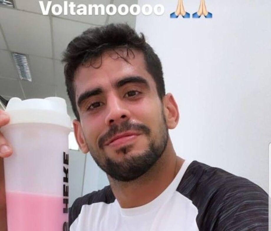 Zé Roberto, 29 anos, fez nove jogos com a camisa da Ponte Preta e marcou apenas um gol