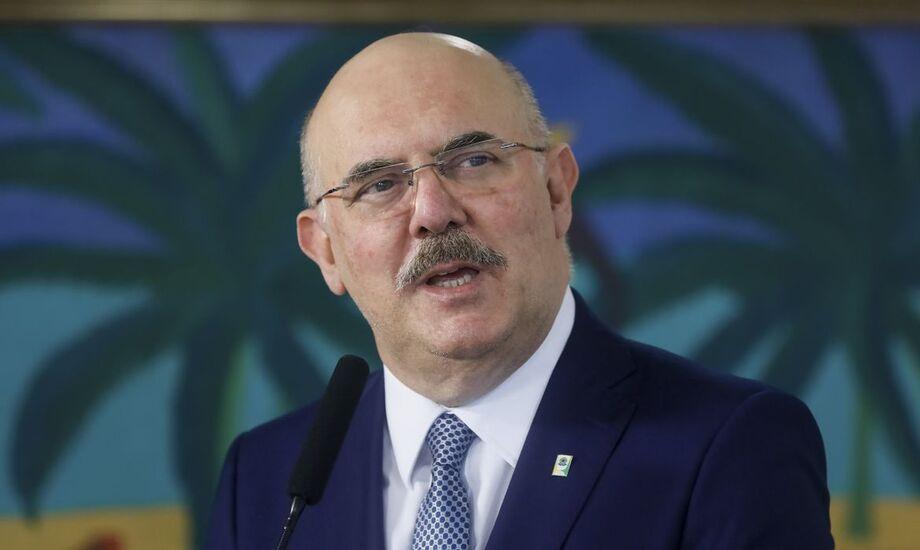 O Ministro pediu desculpas a quem se sentiu ofendido