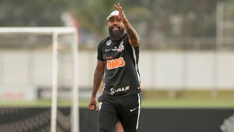 Dyego Coelho, técnico interino do Corinthians