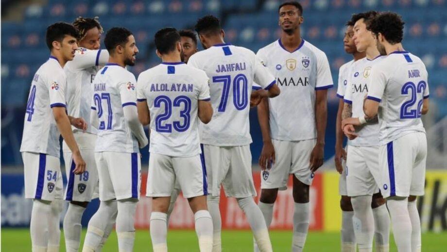 Al Hilal sofre com surto de covid-19 no elenco, além de várias lesões