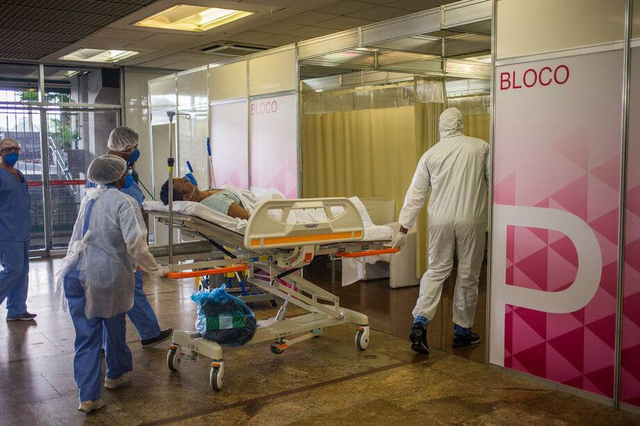 A redução foi consequência da pandemia do coronavírus, de acordo com nota divulgada ontem pelo Ministério da Saúde