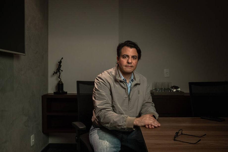 O empresário Otávio Fakhoury