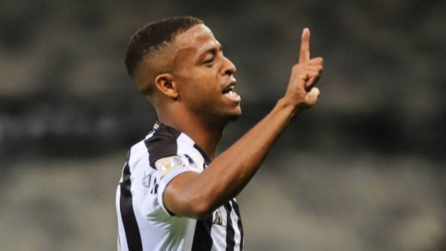 Keno tem seis gols no Campeonato Brasileiro