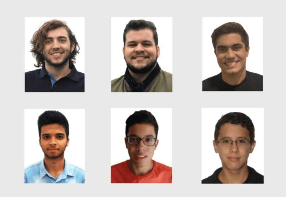 Seis estudantes que representaram e conquistaram medalhas para o Brasil neste ano