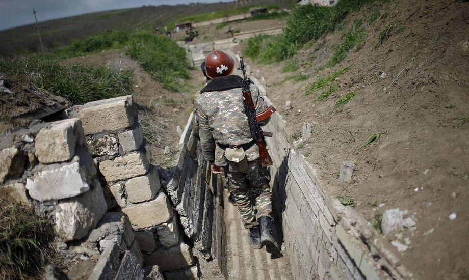 Nagorno-Karabakh se separou do Azerbaidjão em um conflito que eclodiu com o colapso da União Soviética em 1991.