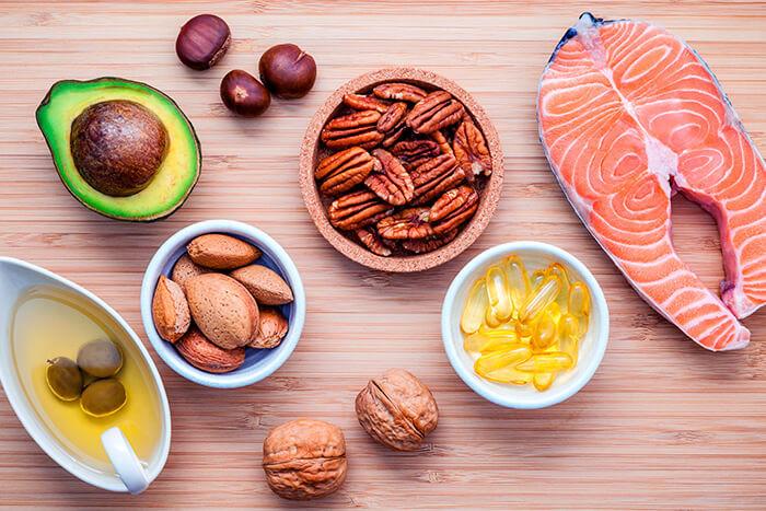 Alimentos ricos em Omega-3