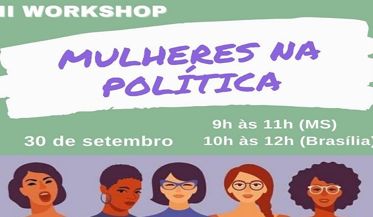 Buscando medidas para incentivar a participação da mulher na política, a subsecretária de Estado de Políticas Públicas para Mulheres (SPPM/MS) tem realizado seminários e workshops