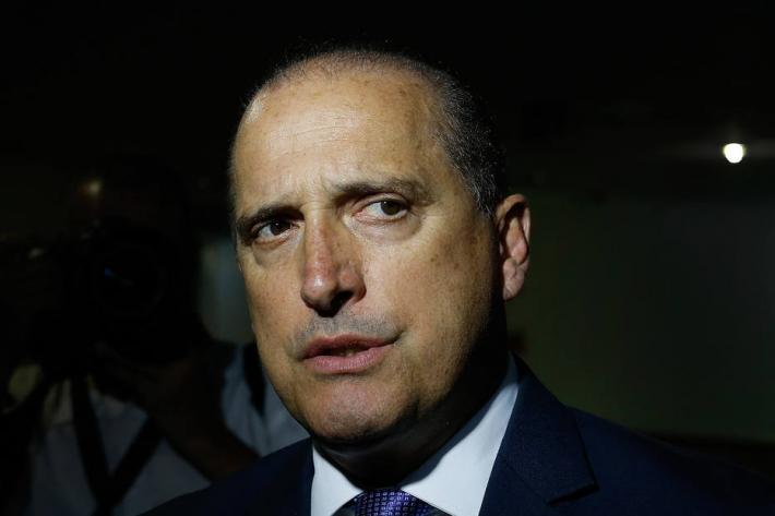 O ministro da Cidadania Onyx Lorenzoni