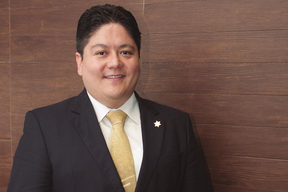 O primeiro-secretário da Associação Comercial e Industrial de Campo Grande, Roberto Oshiro