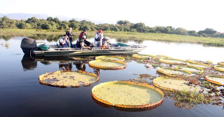 A campanha quer aproximar o turista e a natureza