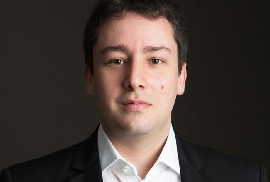 O candidato João Henrique (PL)