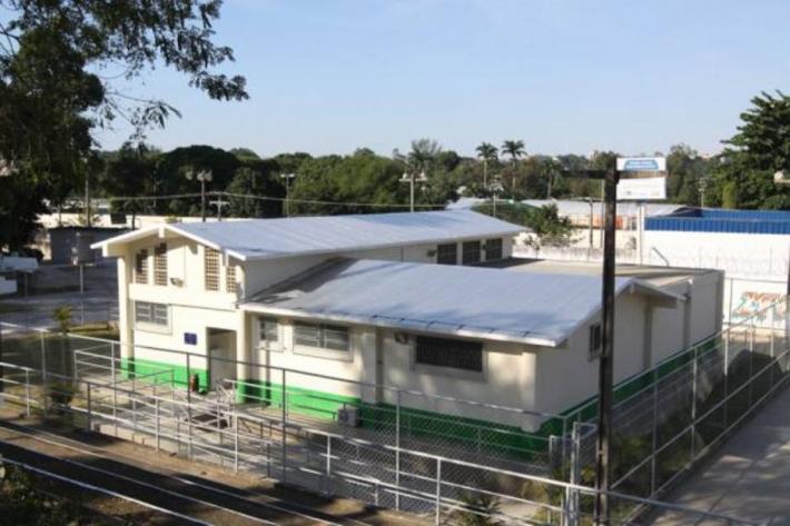 Escola João Luiz Alves, unidade do Departamento Geral de Ações Socioeducativas na Ilha do Governador, zona norte do Rio de Janeiro.