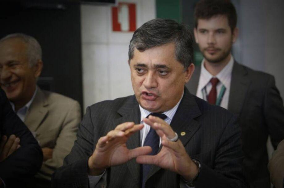Deputado José Guimarães (PT-CE), líder da Minoria na Câmara.