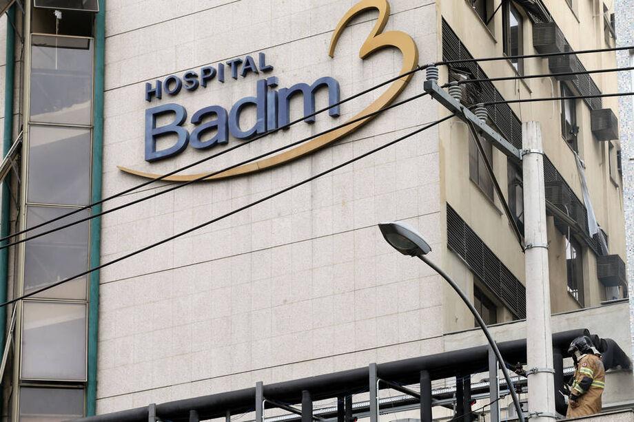 O Hospital Badim foi fundado há 19 anos