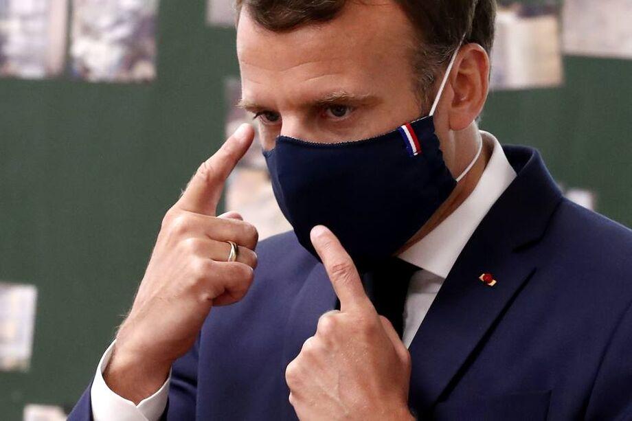 O Presidente da França, Emmanuel Macron, visitará a cidade na sexta-feira à noite