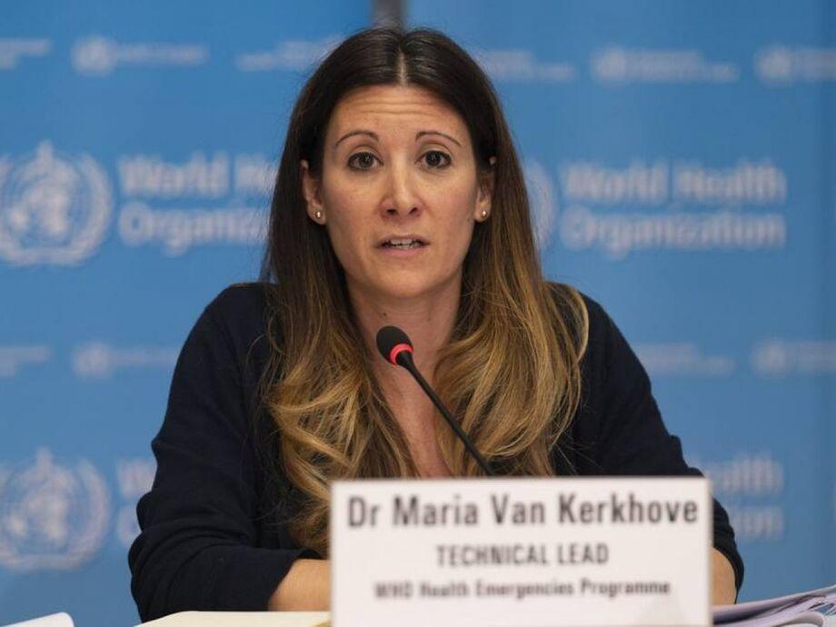 Maria Van Kerkhove