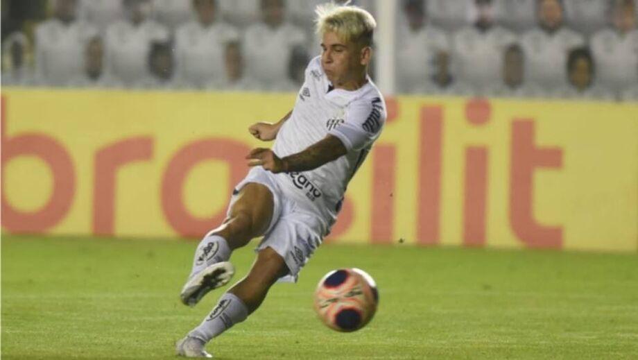 Soteldo é vendido pelo Santos ao Al-Hilal, da Arábia Saudita
