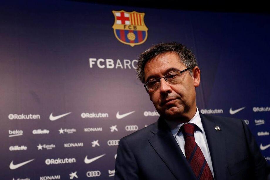 Josep Maria Bartomeu não é mais presidente do Barcelona