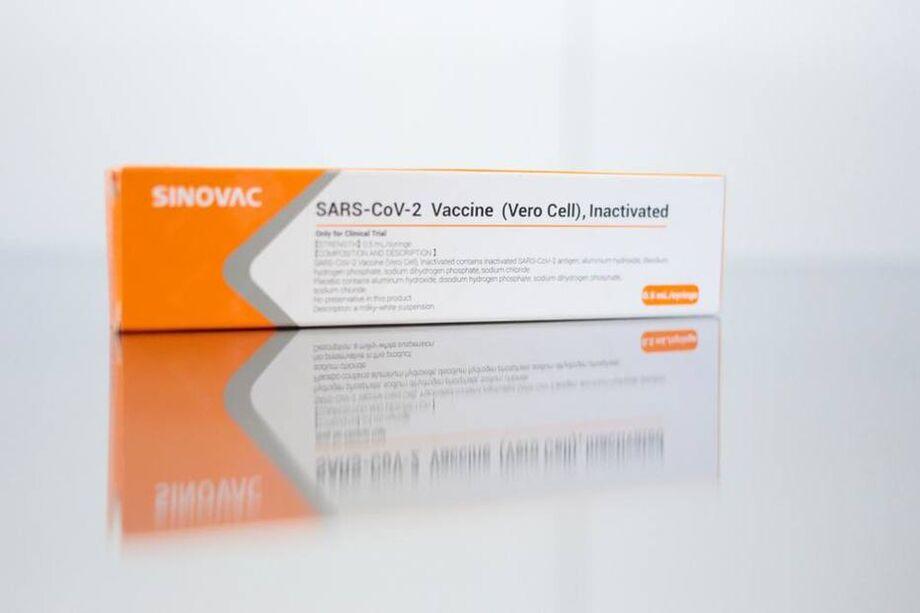 Vacina Coronavac é uma parceria do Instituto Butantã com a chinesa Sinovac