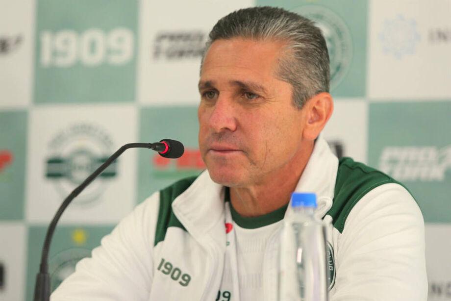 A equipe alviverde teve sob o comando de Jorginho um aproveitamento de 33%